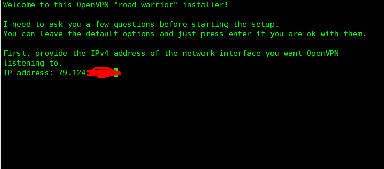 road warrior openvpn installer